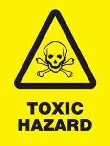toxic hazard image
