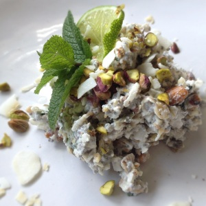 A taste of what's to come - Thai inspired Bircher Muesli.