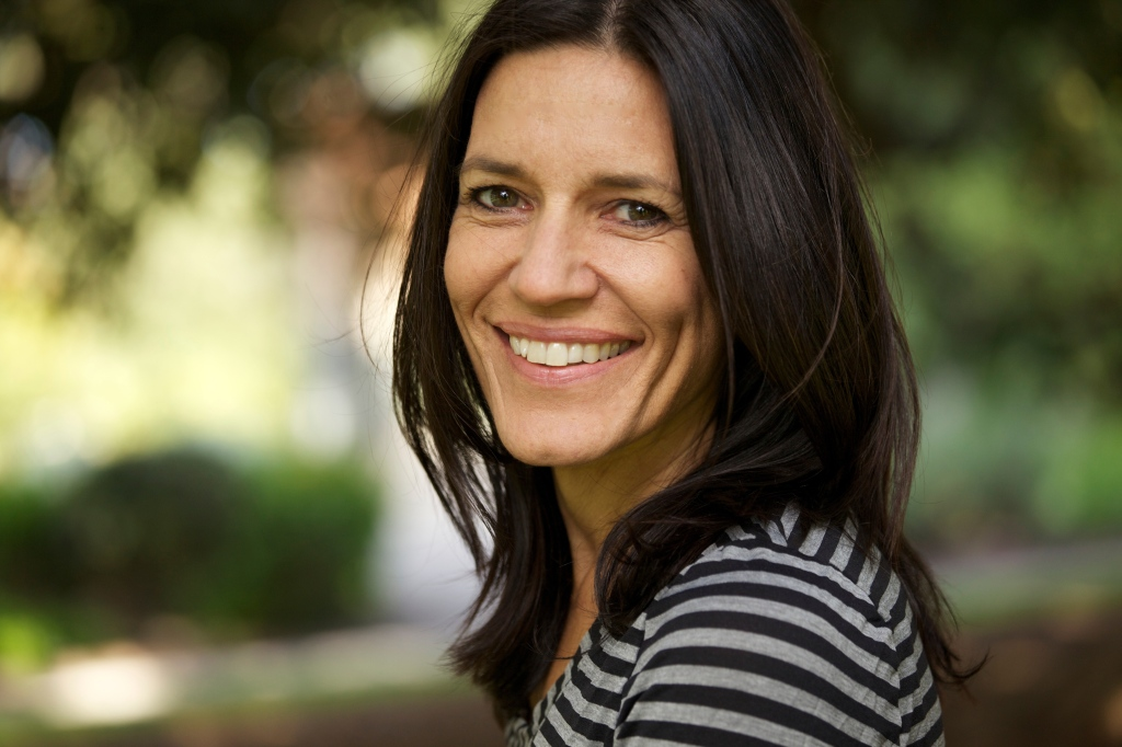 Kate James, of Total Balance.